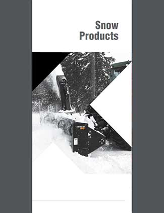 Pocket Catalogue - Snow Section